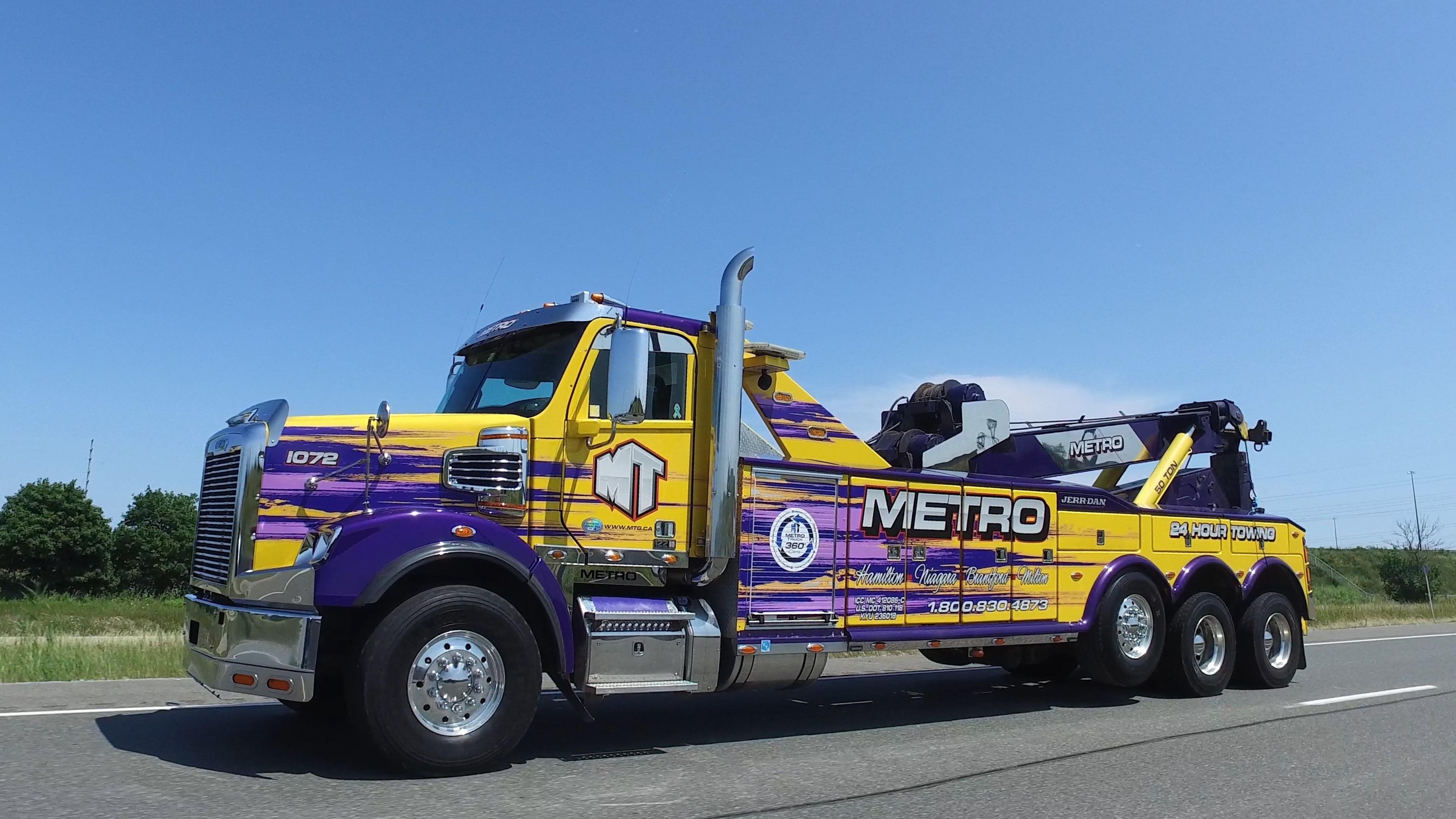 Metro Truck Heavy Tow